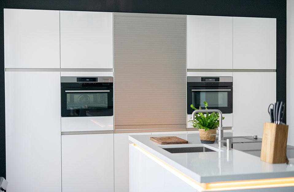 Een kijkje in de keuken van Jansen Totaal Wonen