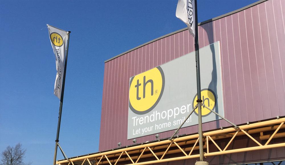 Trendhopper showroom in Huissen