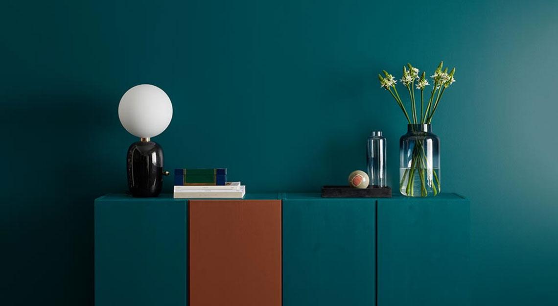 in-the-know thema kleur histor bij Jansen Totaal Wonen
