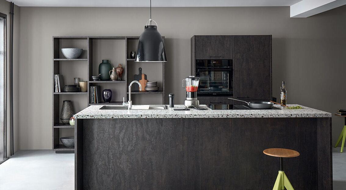 Greeploze keukens bij Jansen Totaal Wonen