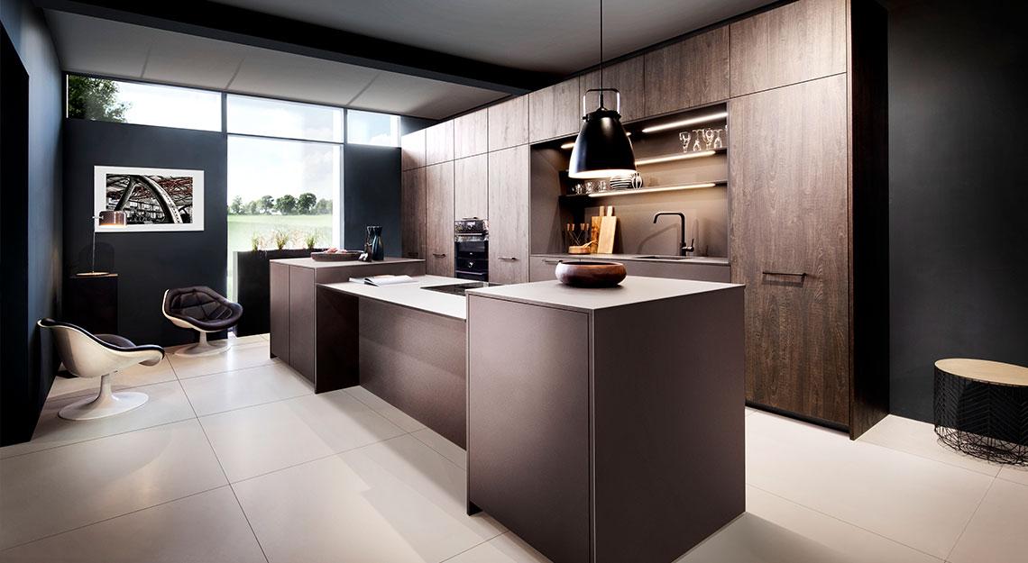 Keukens bij Jansen Totaal Wonen