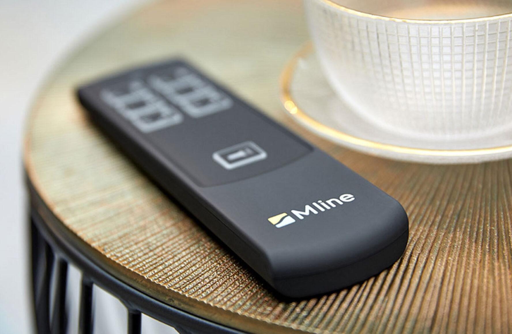 afstandsbediening-Mline