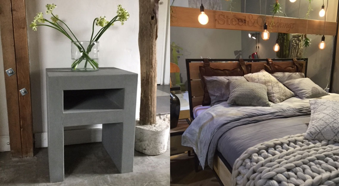 Steel&Stockings bedden