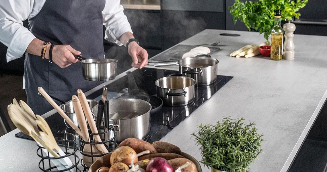 ATAG keukenapparatuur bij Jansen Totaal Wonen