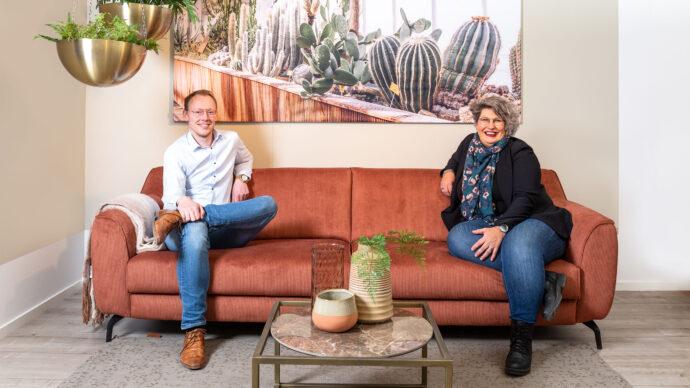 Shop afspraak bij Jansen Totaal Wonen
