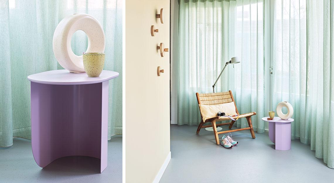 Vadain Gordijnen bij Colors@Home Huissen