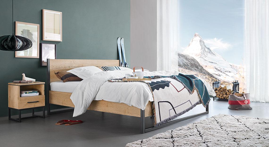 Berlijn ledikant Comfort Suite