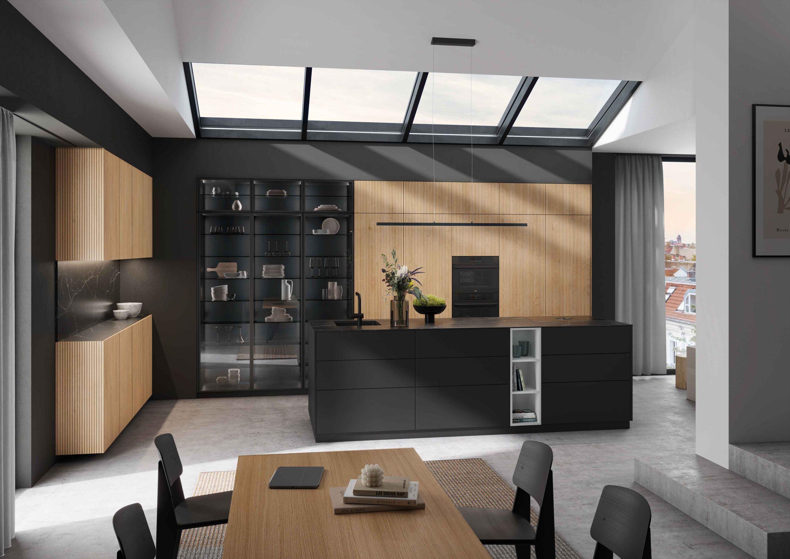 Rotpunkt moderne keukenstijl