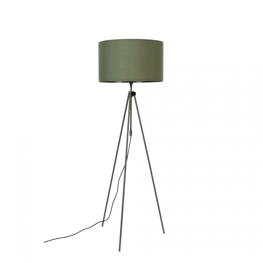Lesley vloerlamp groen Zuiver