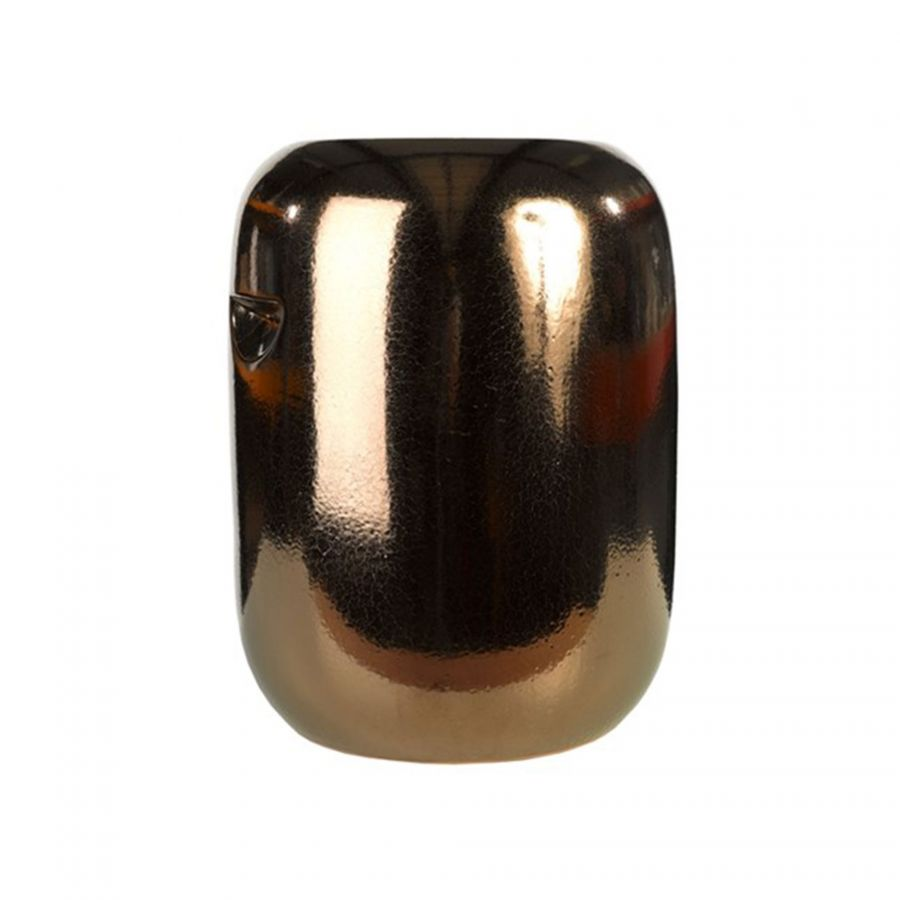 Copper Pill Stool keramiek Ginger Home