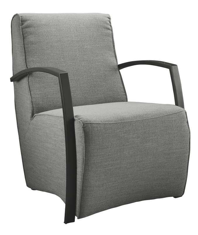 Metal fauteuil