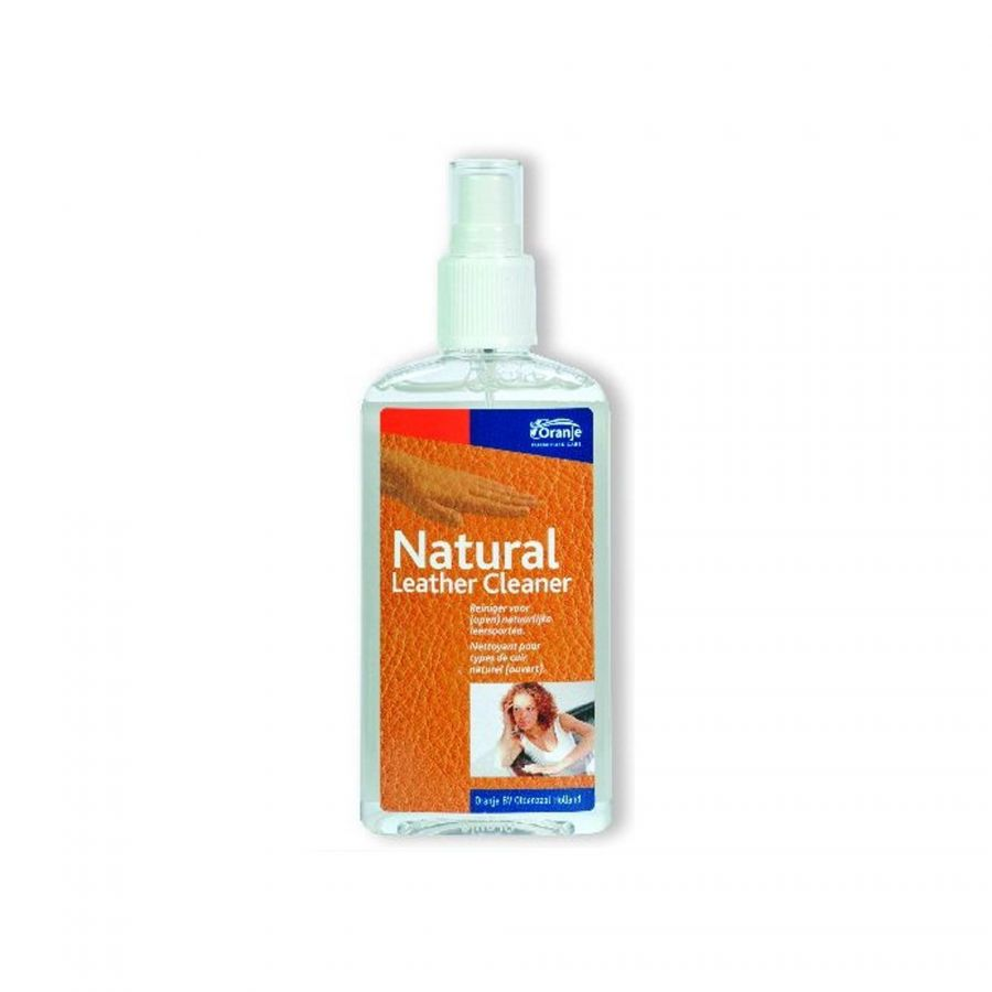 Naturel leather cleaner