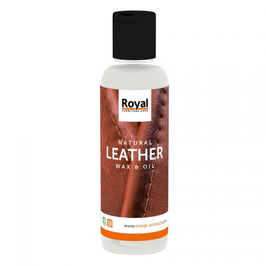 Leather wax & oil 150 ml
