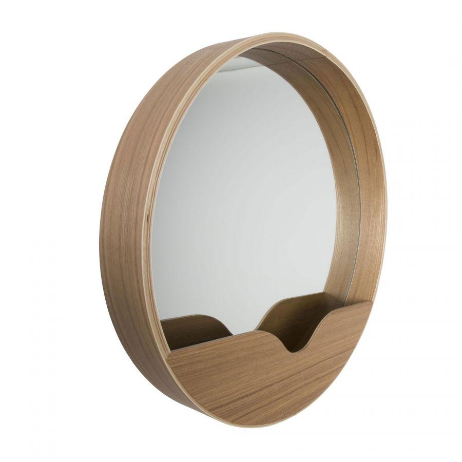 Round wall spiegel