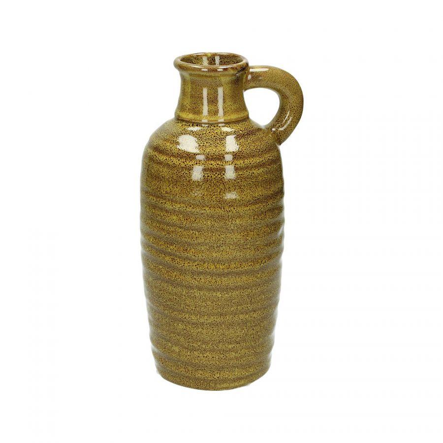 Stoneware vaas