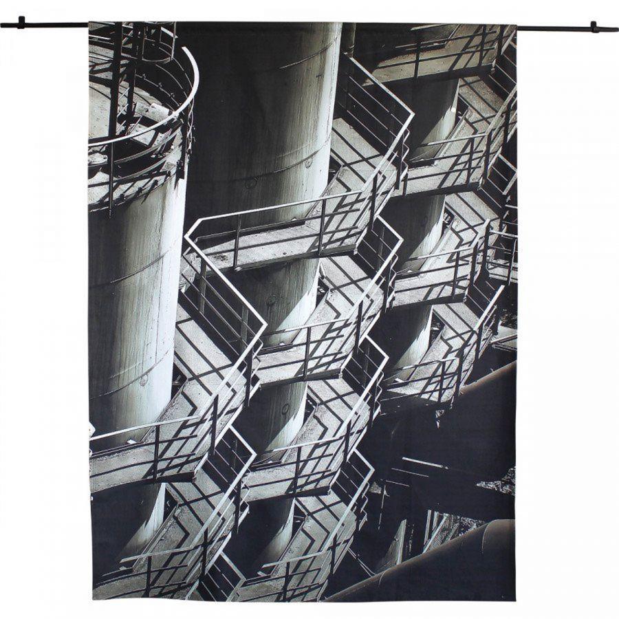Industrial Stairway wandkleed Trendhopper