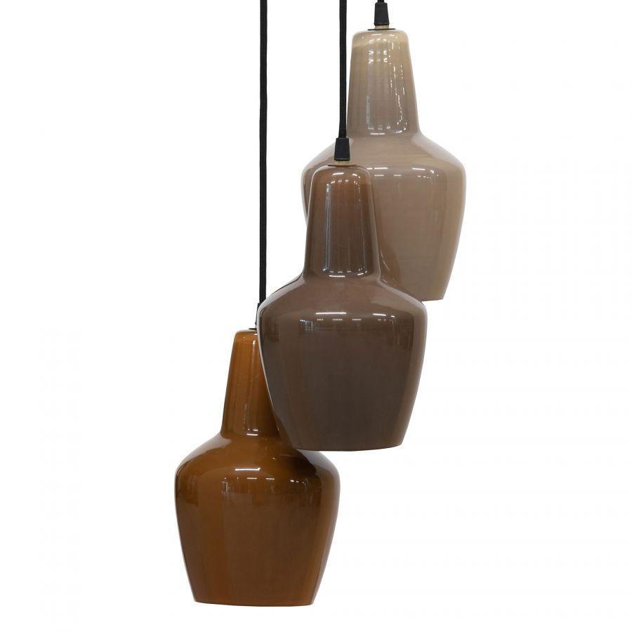 Pottery hanglamp
