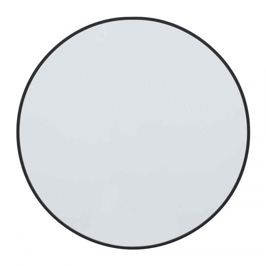 Spiegel Felice Zwart 40 cm