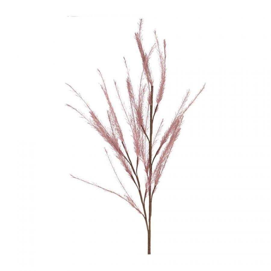 Kunstbloem Plume Roze